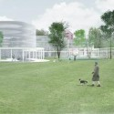 SANAA Unveils Their Plans for Bocconi University Campus The new Bocconi University campus by SANAA. Photo via Domus.