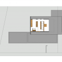 House P / Heiderich Architekten Upper Floor Plan