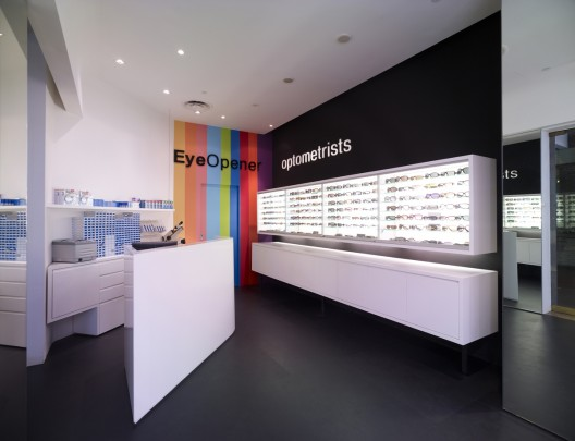 EyeOpener / Christopher Polly Architect © Brett Boardman