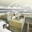 "OMA To Design ""Iconic"" Qatar National Library Courtesy of Qatar National Library (http://www.qnl.qa/)"