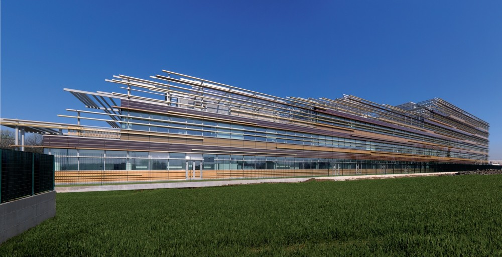 3M Italia Headquarters / Mario Cucinella Architects