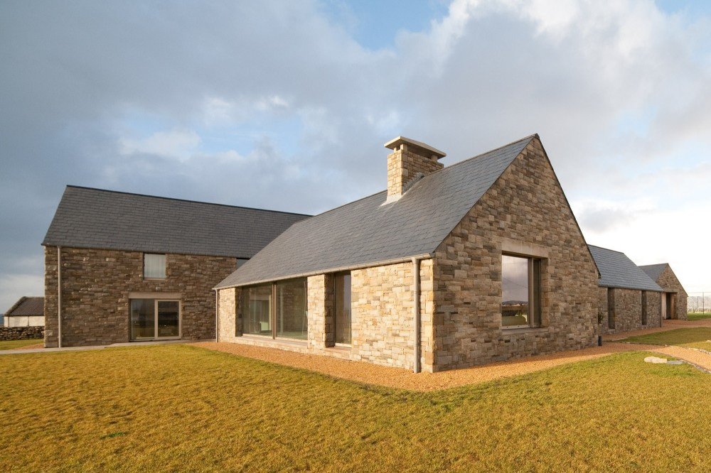 House in Blacksod Bay / Tierney Haines Architects