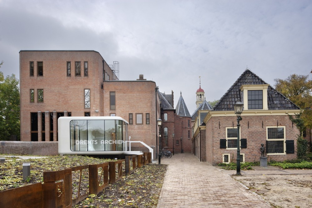 Drents Archive / Zecc Architecten