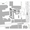 Drents Archive / Zecc Architecten Site plan