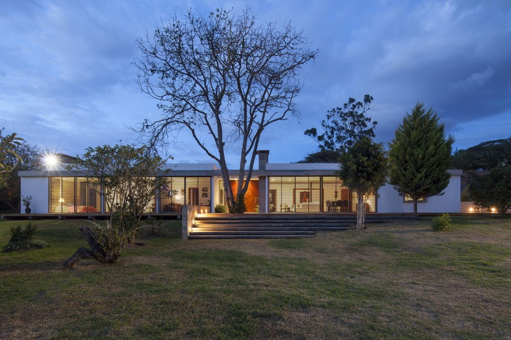 G1 House / Gabriel Rivera Arquitectos