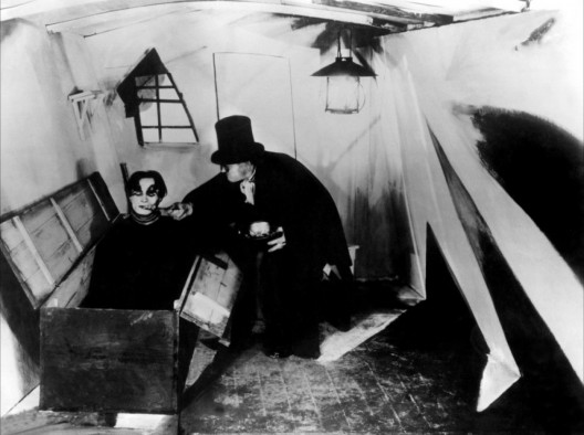 Films architecture the cabinet of dr caligari - The cabinet of dr caligari 1920 full movie ...