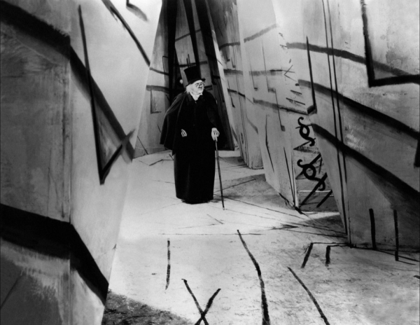 Films &#038; Architecture: &#8220;The Cabinet of Dr. Caligari&#8221;