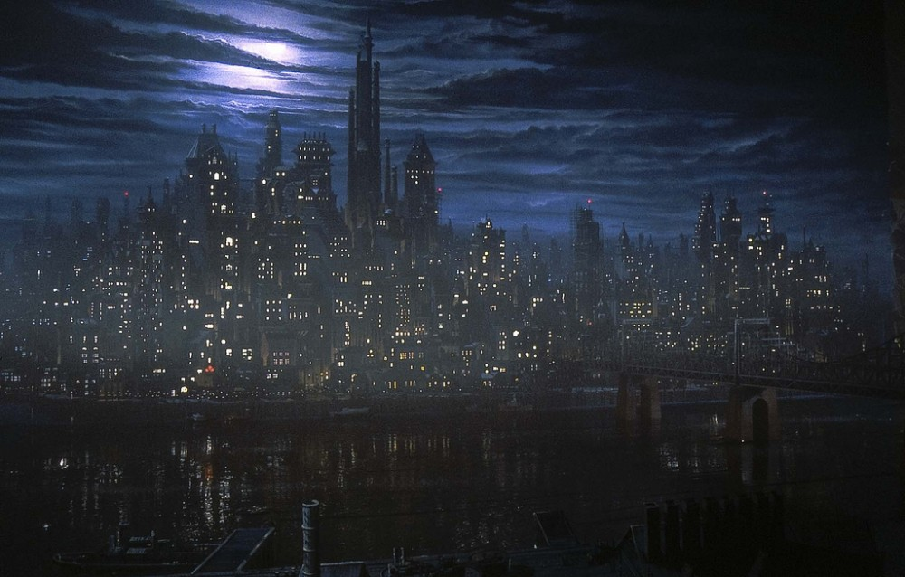 Films &#038; Architecture: &#8220;Batman&#8221;