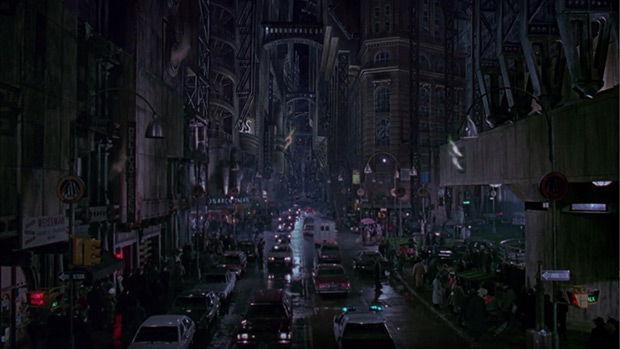 "Films & Architecture: ""Batman"""