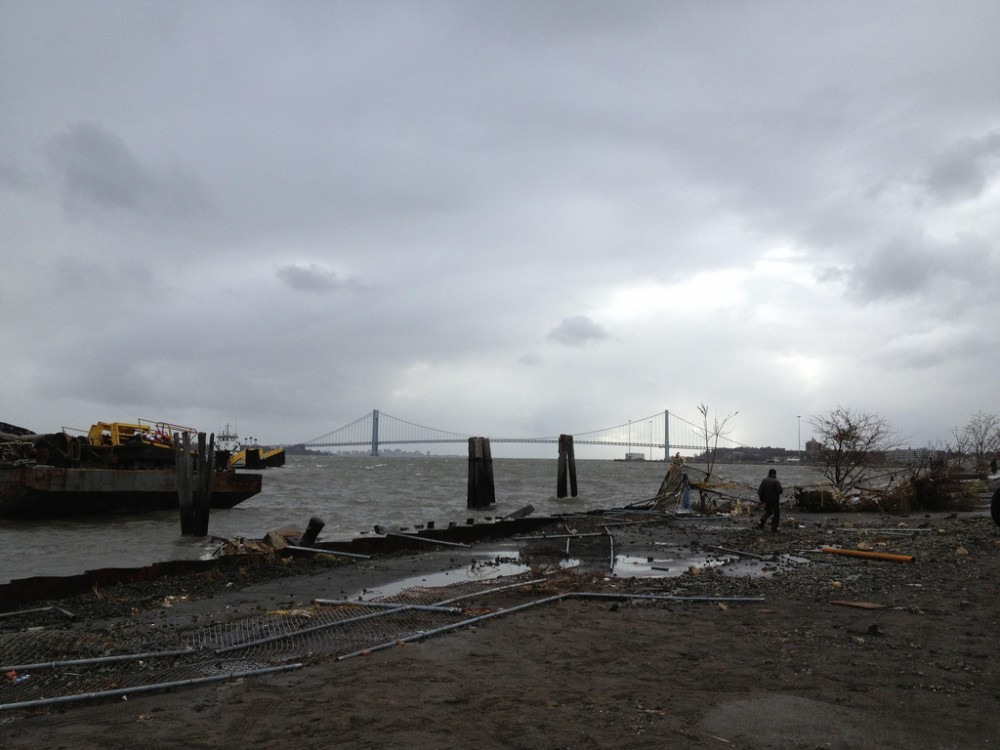 Staten Island: A Microcosm of New York's Post-Sandy Controversies