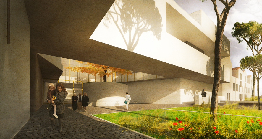 Domus Vitae Winning Proposal / Tomas Ghisellini Architects
