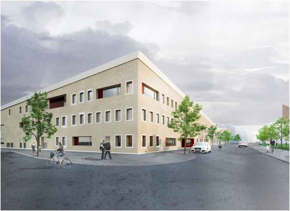 Passive House School Winning Proposal / Kjellgren Kaminsky Architecture