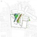 Passive House School Winning Proposal (6) site plan