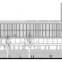 "Çanakkale Municipality ""Green"" Cultural Center & Municipality Building Competition Entry (12) elevation 01"