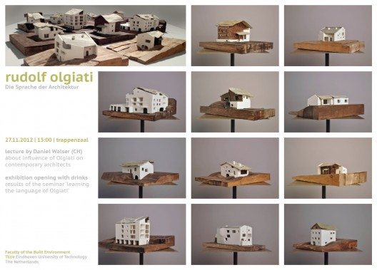 On Rudolf Olgiati via Eindhoven University of Technology; Courtesy of Jan Schevers (27)