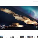 Helsinki Central Library Competition Entry (5)  Milovann Yanatchkov