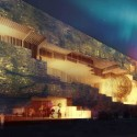 Helsinki Central Library Competition Entry (2)  Milovann Yanatchkov