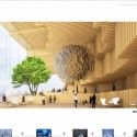 Helsinki Central Library Competition Entry (4)  Milovann Yanatchkov
