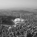 Istanbul Camlica Mosque Second Prize Winning Proposal (14) Courtesy of SN Architects