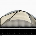 Istanbul Camlica Mosque Second Prize Winning Proposal (25) section 02