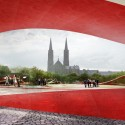 Freedom Square And Zdunski Market Place Second Prize Winning Proposal (4) © Mado Architekci + Marcin Gierbienis