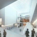 Kunsthalle Mannheim Winning Proposal (3) Courtesy of gmp Architekten
