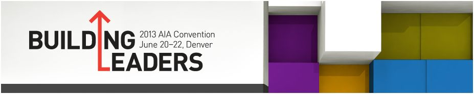 Colin Powell, Blake Mycoskie, and Cameron Sinclair to Speak at 2013 AIA Convention