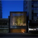 2012 ar+d Emerging Architecture Awards Winners Announced (2) Optical Glass House by Hiroshi Nakamura