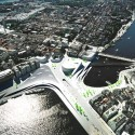 Slussen in Stockholm / Courtesy of BIG