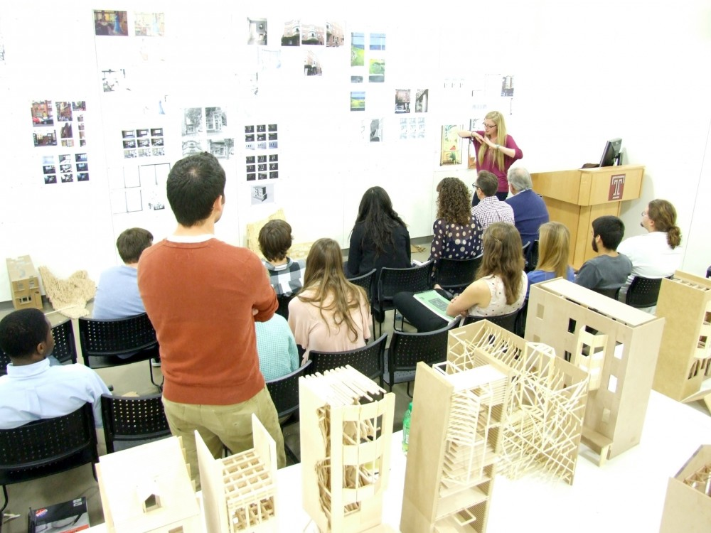 Temple University's Master of Architecture Program