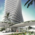 Coconut Grove Condo / BIG; Image via DesignBoom