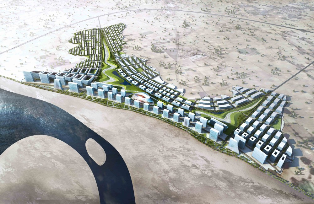 Trans Ganga Masterplan Proposal / Studio Symbiosis