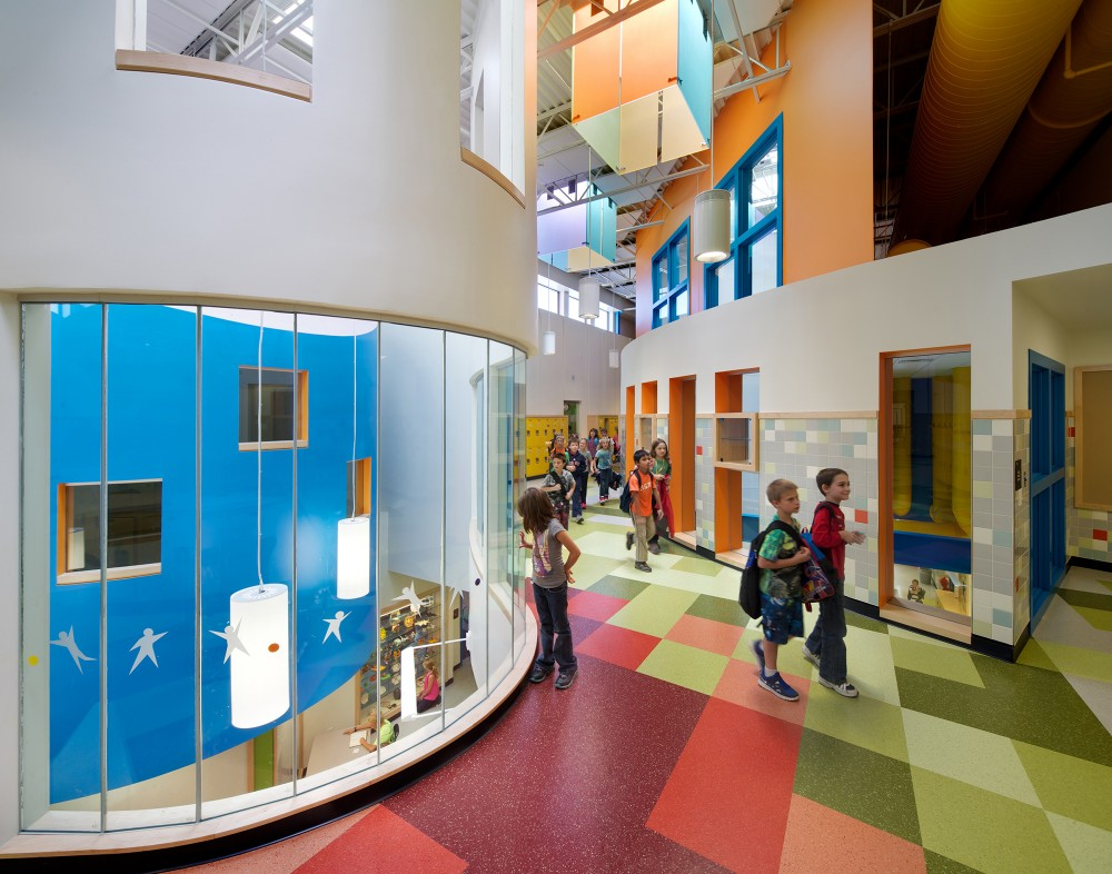 What Architecture Has to Say About Education: Three New Hampshire Schools by HMFH Architects