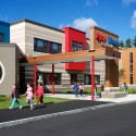 Mill Brook School: Concord, NH / HMFH Architects; Photographs: © 2012 Ed Wonsek Mill Brook School: Concord, NH / HMFH Architects; Photographs: © 2012 Ed Wonsek