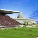 Lansdowne Park Sports Center Proposal (7) © Cannon Design