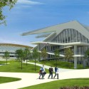 Lansdowne Park Sports Center Proposal (4) © Cannon Design