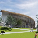 Lansdowne Park Sports Center Proposal (2) © Cannon Design