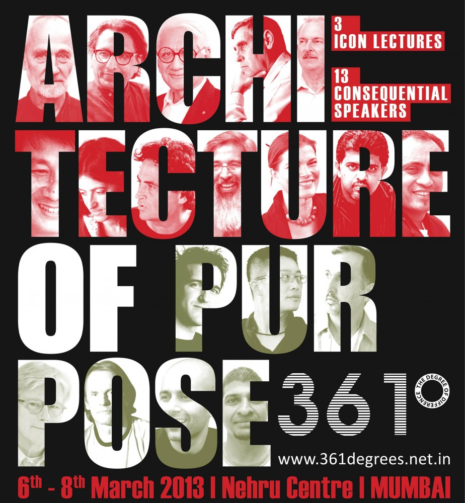361 International Architectural Conference