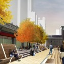 Chicago Riverwalk Proposal (5) Courtesy of Sasaki Associates