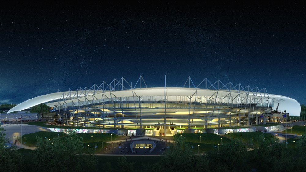 2018 World Cup: Populous Awarded Rostov Stadium
