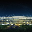 2018 World Cup: Populous Awarded Rostov Stadium (2) Courtesy of Populous