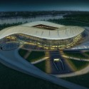 2018 World Cup: Populous Awarded Rostov Stadium (1) Courtesy of Populous