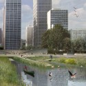 Detroit River Front Competition Entry (1) Courtesy of Architetto Matteo Ascani (AMA)