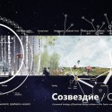 International Art Residence First Prize Winning Design (14) concept