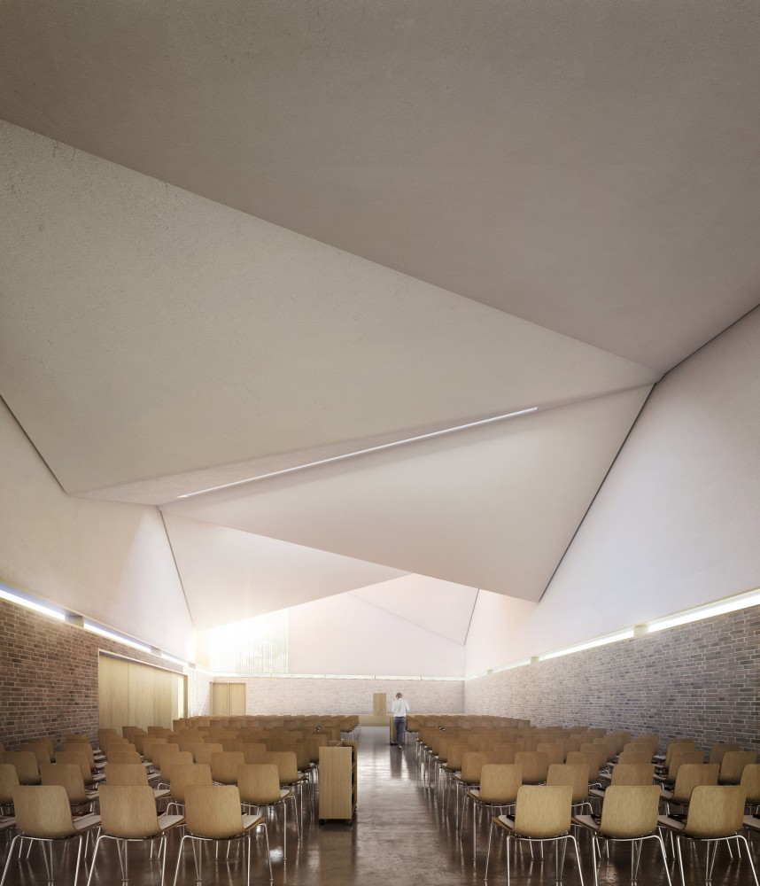Drayton Green Church Proposal / Piercy & Company