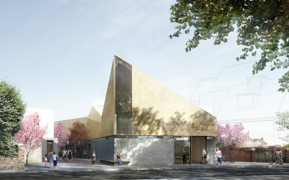 Drayton Green Church Proposal / Piercy &#038; Company