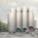 UPDATE: Boltshauser Architekten Wins Competition To Design Basel Aquarium (3) Courtesy of Caruso St John Architects