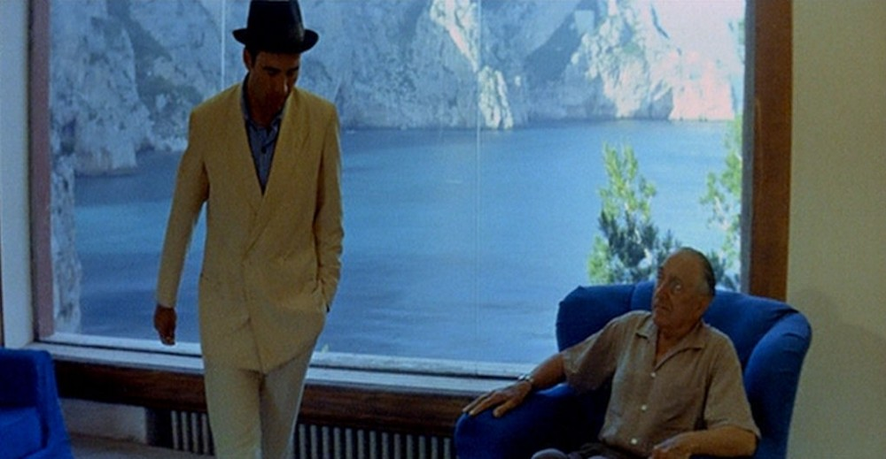 Films &#038; Architecture: &#8220;Contempt&#8221;