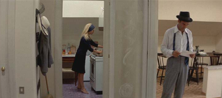 "Films & Architecture: ""Contempt"""