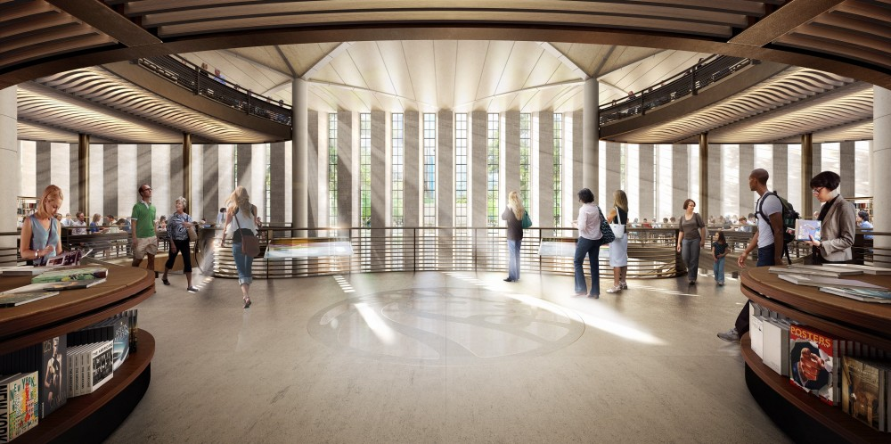 Foster&#8217;s Design for the New York Public Library Unveiled